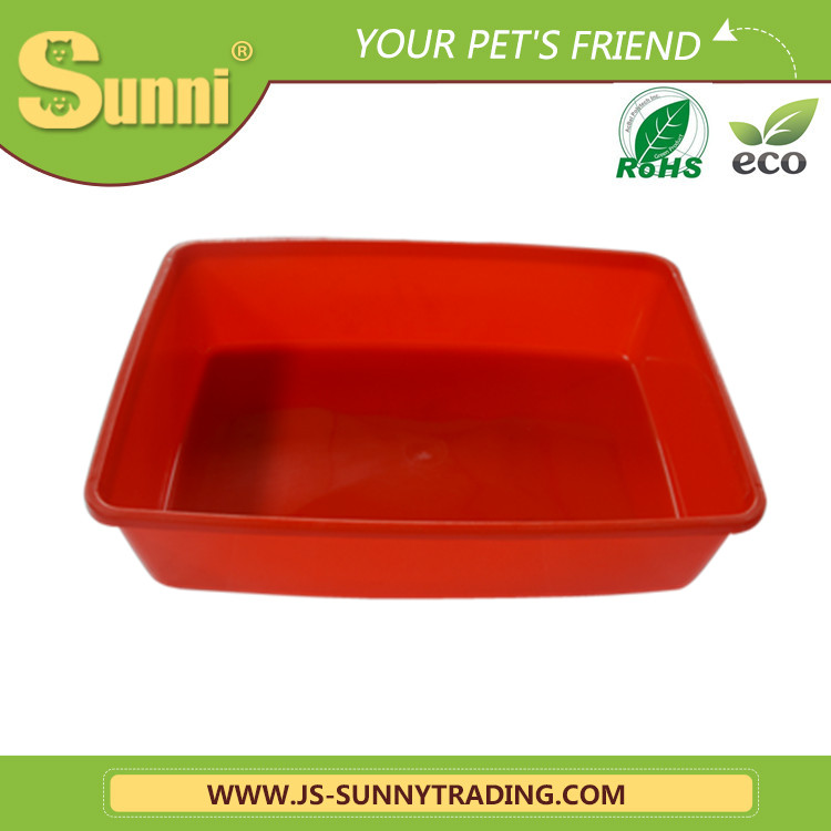 The lasted pet product good material custom dog toilet for export