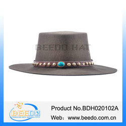 Cheap cowboy party hats made in china for men