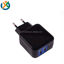 5V/2.1A usb power adapter portable charger for cell phone