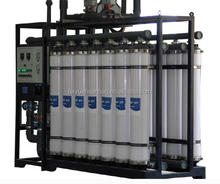 Small Mineral Water Treatment Plant With Ultrafiltration Membrane