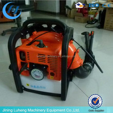 Snow Sweeper Gasoline Road Sweeper Backpack Mini Snow Blower
