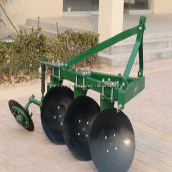 1LYQ Series Farm Tractor Mounted Disc Plough