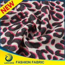 Shaoxing textile manufacturer Low price Spandex china suppliers cotton fabric terry fabric forsweater bandung
