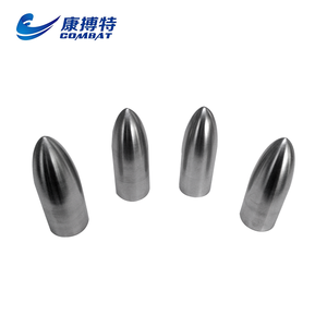 Customized tungsten carbide tipped drill bits for milling