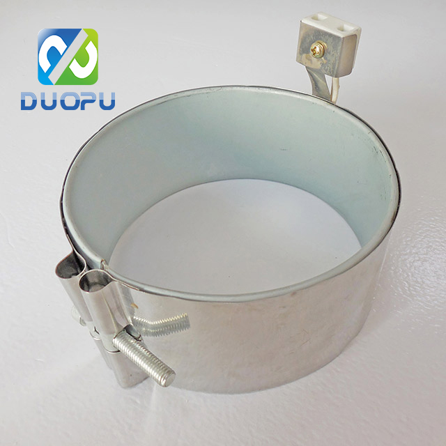 Candy extruder electric round mica band heater