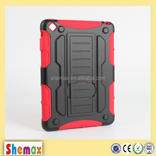 Top-selling robot kickstand tablet case for iPad mini
