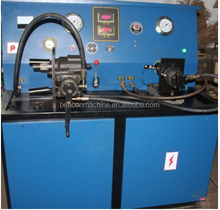 BC-A automobile hydraulic pump test bench for power steering pump testing from gold supplier