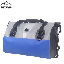 waterproof pvc ocean pack dry bag waterproof roll bag shoulder strap sports duffel bag