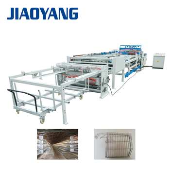 High Quality Automatic Chicken Wire Mesh Machine
