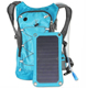Personalized Durable Light Hydration Backpack With Solar Power Panel