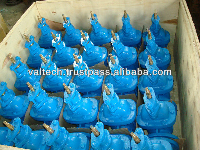 BS5163 cast iron/ductile iron gate valve