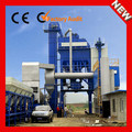 LB2000 Thermal oil heating asphalt batching plant manufacturer