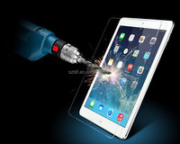 Hot selling best quality high clear 9H hardness round edges tempered glass for ipad mini screen protector