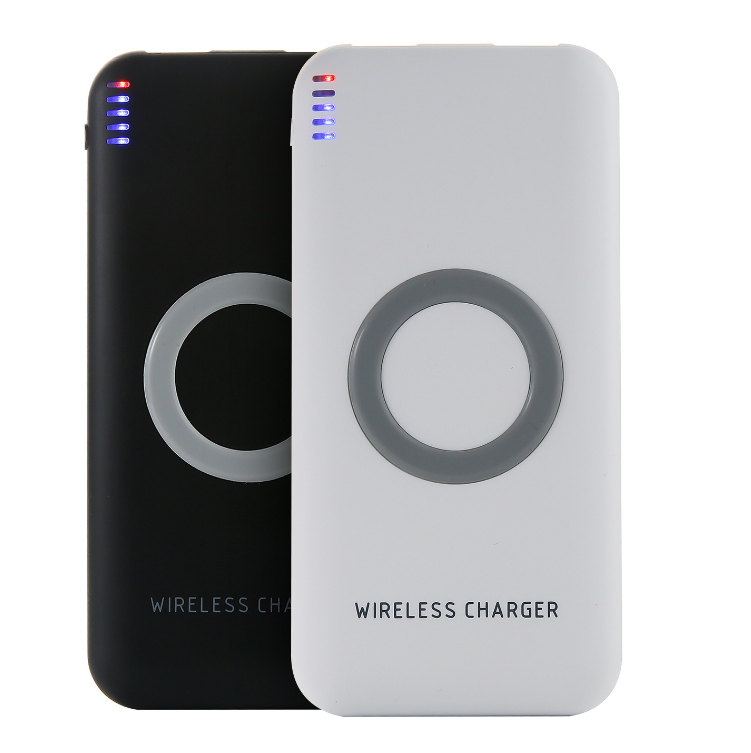 Shenzhen Battery Power Bank Qi Wireless Charger For Iphone For Samsung Galaxy