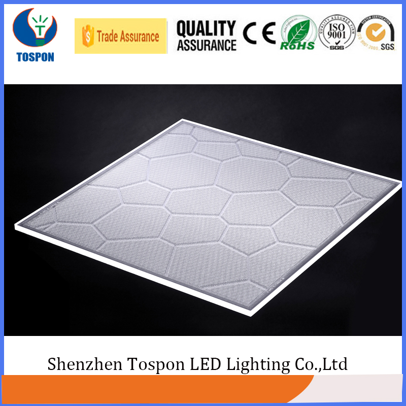 Led Panel Lighting 12W With Led Light Guide Film