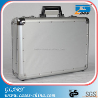 Good quality aluminum attache case for business laptop