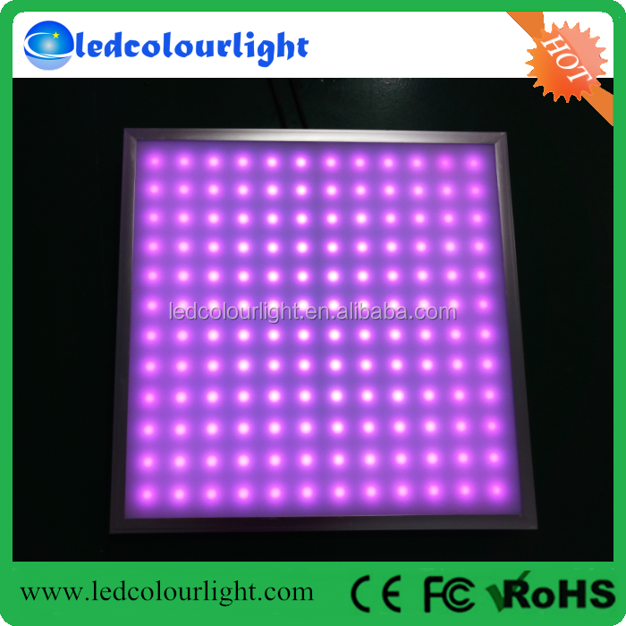 shenzhen low price RGB LED Disco panel in LED 600x600 for DJ/VJ Lighting Show