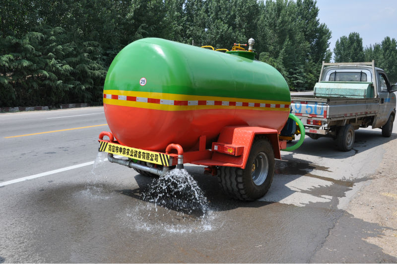 tractor water sprayer trailer