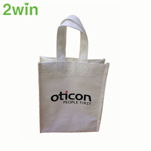 Customized Recycled Promotional Eco Friendly Non Woven Shopping Bag