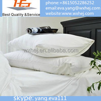 Top sale white cotton envelope pillow cover for medical use