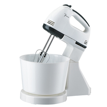Hot Electric Stand Mixer With 2.0L Rotating Bowl Mixer