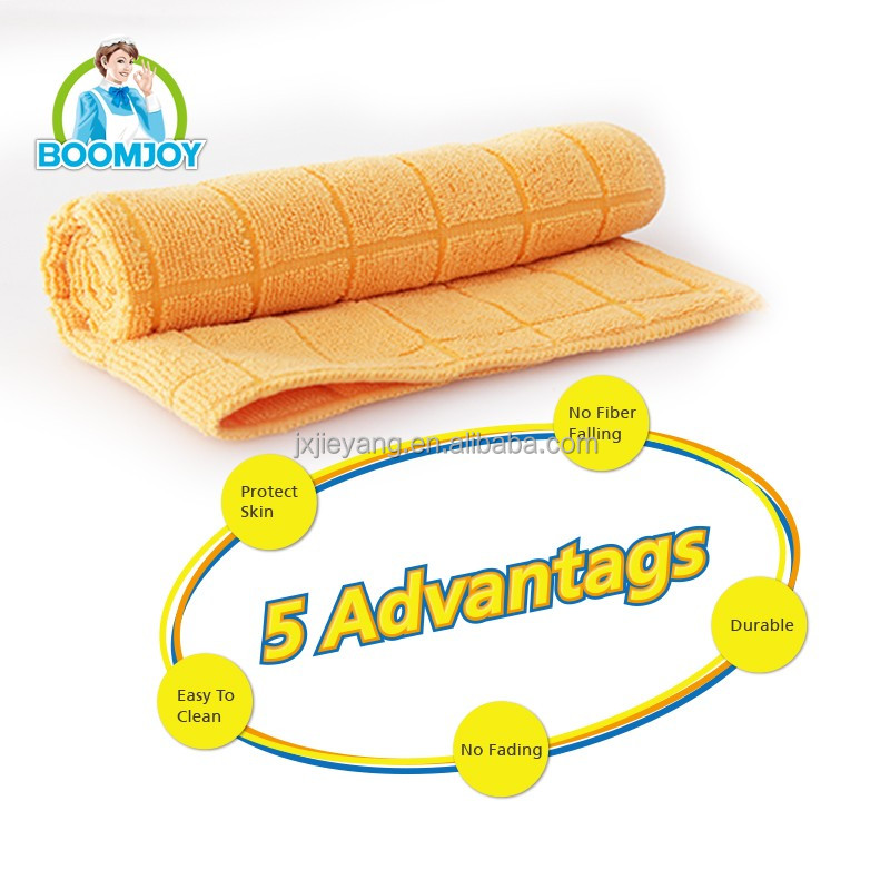 5 Advantages Microfiber Car Cloth to Clean mirror, glass, leather, Remove fog without fiber falling, scratching