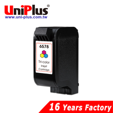 Compatible printer inkjet cartridge for HP 6625 C6625 17 original inkjet printer ink cartridges