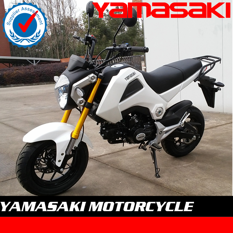 Gas autobike for legal street 50cc motorcycle