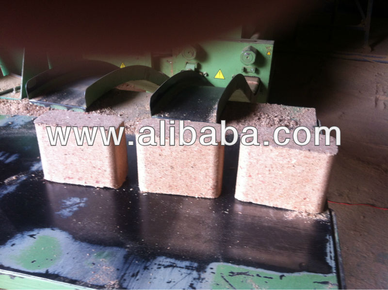 Supply: WOOD SAWDUST BRIQUETTE