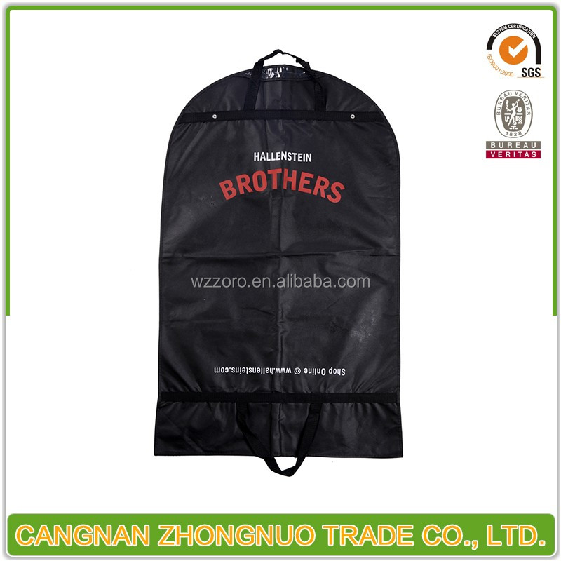 Factory for sale suit cover bag