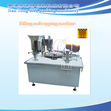 KGZ Oral liquid filling,capping and sealing machine for straight bottle