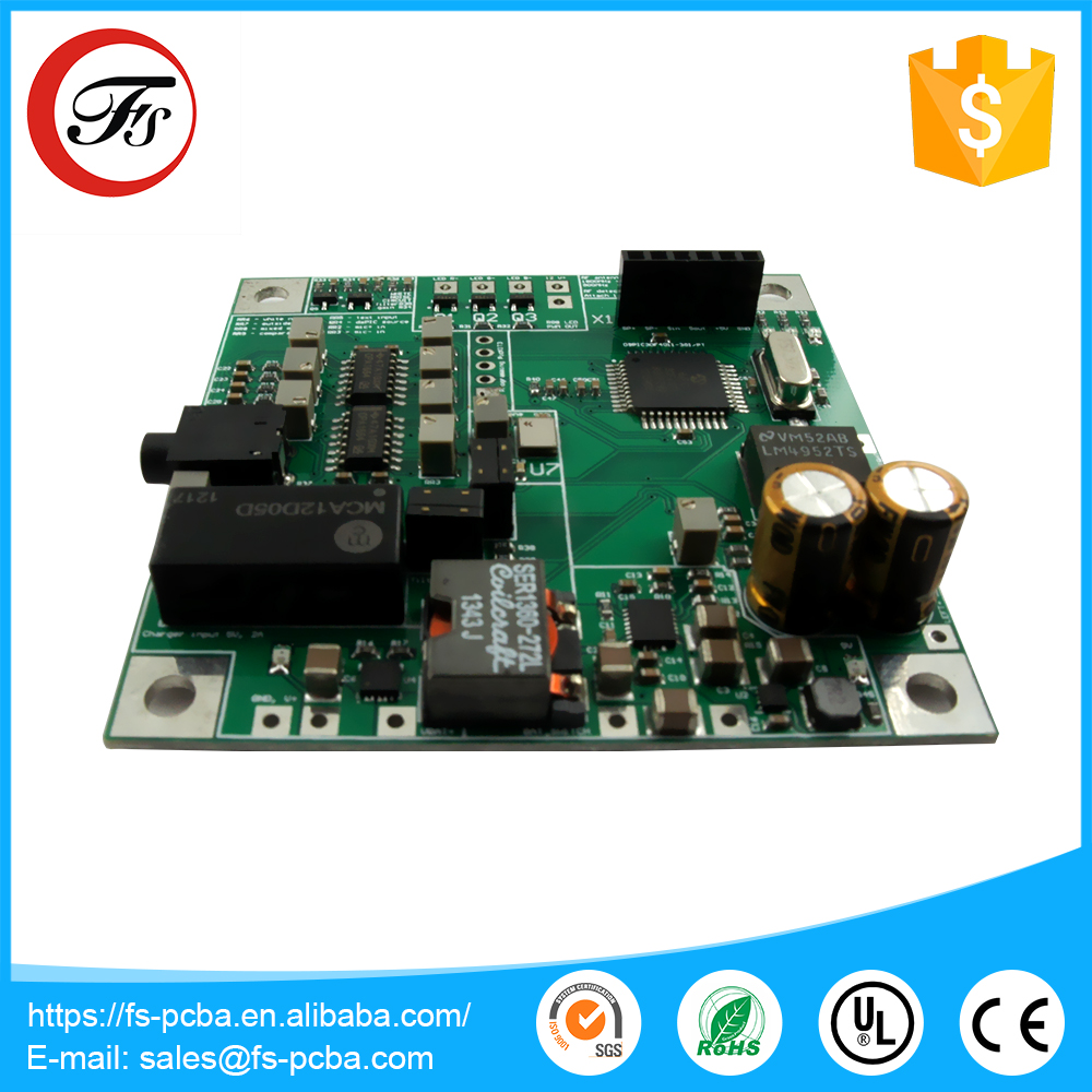 2016 Best Selling Electronic High Quality Pcb Manufacturer Mcpcb Manufacturing 94v-0 Pcba Assembly