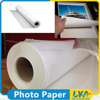elegant appearance 0.914/1.07/1.27/1.52m * 30m one side high glossy inkjet photo paper
