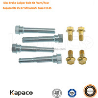 Kapaco BRAKE Caliper Bolt, Guide pin,Repair kit suit for all maker