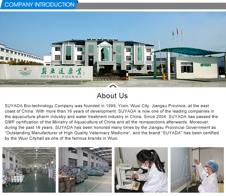 china supplier antimicrobial products promote the growth