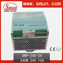 240W 12V DC Din Rail Switch Power Supply DRP-240-12