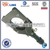 85mm dia hydraulic heavy duty cable cutting machine / wire cutting tool / cable cutter