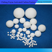 Ceramic regenerative ball used in iron and steel/metallurgy/ceramics/petroleum and chemical industries
