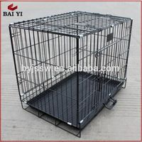 S, M, L ,XL ,XXL Stainless Steel Metal Large Dog Cage For Sale