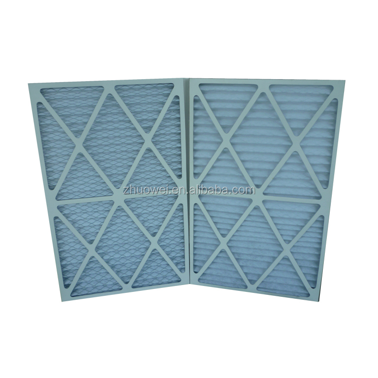 Aluminum frame coarse pre filters for air conditioner