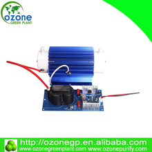 2016 popular selling mini 1g ozone generator tubes for hospital waste water treatment