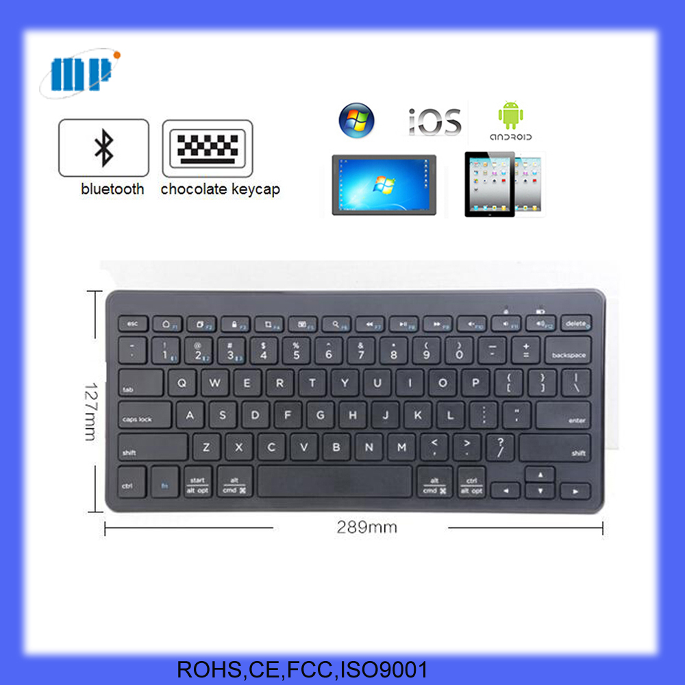 2017 new design bluetooth laptop universal keyboard