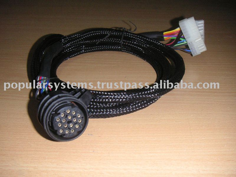 Electrical Cable with Connectors
