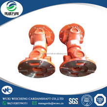 Professional Custom shaft coupling telescopic universal joint