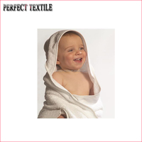 Hooded Towel Type and Embroidered Pattern hooded baby towel