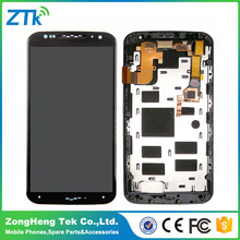 Wholesale Touch Screen Digitizer Replacement parts display assembly original Lcd For Motorola Moto X2