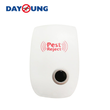 2017 plug in electronic Mouse Pest Repeller and Mosquito reject ultrasonic pest dispeller repel insect and rats