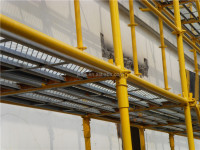 Construction Scaffold Ring Lock Scaffolding System