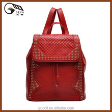 wholesale woman leather handbag in high quality from factory Guangzhou City