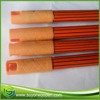 italy screw handle for sweep broom stick